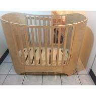 👼🏻👼🏻丹麥 Leander 現代經典成長型嬰兒床/誠可議