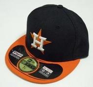 MLB~New Era創信代理~休士頓太空人5261310-007~59FIFTY~球員版棒球帽(全封式)