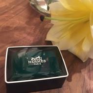 【 宅居 】 Ins網紅風 咖啡店 愛馬仕香皂 橘綠之泉 高級香皂 洗臉皂 旅行裝 綠盒 50g