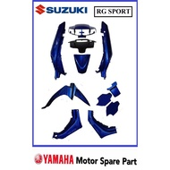 SUZUKI RG SPORT RGS RGSPORT 110 BODY COVER SET BODY COVER COLOUR PARTS SET
