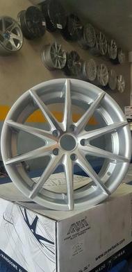 富鴻輪胎 類VOSSEN vfs1 18x8j 5x120 ET45 Lin:0989380061