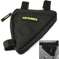 Triangle Bicycle Cycling Bike Bag Beams Frame for Tripod Phone Tools Wallet Kit