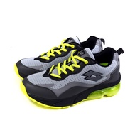 LOTTO RUN 運動鞋 跑鞋 灰色 男鞋 LT0AMR2185 no020