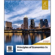 【胖橘子】PRINCIPLES OF ECONOMICS 8/E 2018 MANKIW 9789814846400