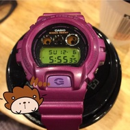 G-SHOCK 紫色三眼運動錶