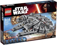 LEGO Star Wars Millennium Falcon 75105 Building Kit toys