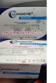 Clungene test 1 BOX /25 set kit RAPID BLOOD TEST