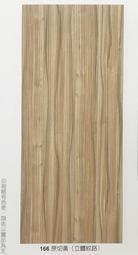 南部地區【泰建木業】裝潢空心房間門 木纖門 波音面板內襯蜂巢門片 原切湖木165、166剛刷立體紋路