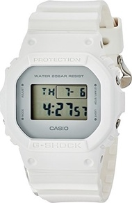 (Casio) G-Shock Unisex DW-5600CU-7CR- (Color:White)