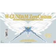 【鋼普拉】現貨 BANDAI 鋼彈W PG 1/60 WING GUNDAM ZERO CUSTOM 飛翼零式 天使鋼彈