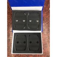 寶馬 BMW 2AT 2GT 新X1 X2 專用 防鏽門鎖扣 裝飾蓋 卡夢版 (4片裝)