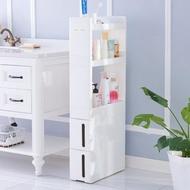 夾縫櫃 17cm寬夾縫收納柜縫隙簡約置物架廚房客廳抽屜式窄柜斗柜窄收納架