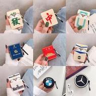 6.18 年中大促airpods保護套中華煙盒airpods2無線耳機套3代潮牌殼pro