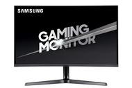 Samsung 27-Inch CJG56 144Hz Curved Gaming Monitor (LC27JG56QQNXZA) â WQHD Computer Monitor, 2560 x 1440p Resolution, 4ms Response, Game Mode, HDMI, AMD FreeSync