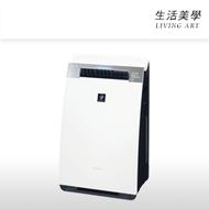 嘉頓國際 夏普 SHARP【KI-JX75】空氣清淨機 適用17坪 抗菌 過敏 塵蹣 PM2.5 KI-HX75後繼