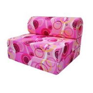 [Furniture Ambassador] Viro Sofa Bed Super Single (Pink)
