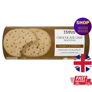 TESCO Chocolate Chip Digestives Biscuit 400G