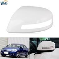 Kereta Bahagian Luar Belakang Spion Cermin untuk Honda Civic 2012 2013 2014 2015 FB2 FB6 Perumahan Cermin Sisi Shell dengan Lampu jenis