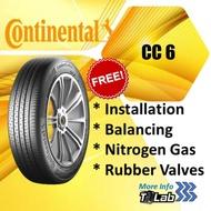 195/55R15 Continental CC6 Tyre