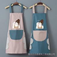 Women's Japan Korean Style Oil-Proof Work Apron