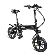 FIIDO D1 36V 250W 10.4Ah 14 Inches Folding Moped Bicycle 25km/h Max 60KM Mileage Electric Bike