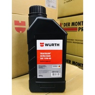 『油工廠』WURTH 福士 Triathlon Ultra Base 超級機油 10W40 10W-40 合成機油 機油