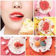 韓國 EGLIPS CREAM CHEESE 奶油乳酪系列 超霧感保濕輕柔唇釉 絲絨霧面唇釉 (Velvet tint)