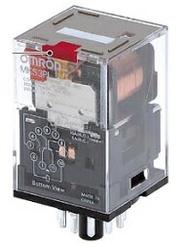 MKS3P-AC24V  OMRON MK系列 圓8腳繼電器 (含稅)【佑齊企業 iCmore】