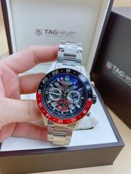 นาฬิกาข้อมือผู้ชาย TAG Heuer Carrera Chronograph GMT