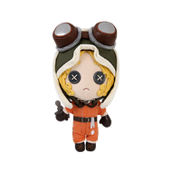 Anime Game Identity V Mechanic Cosplay Change Suit Plush Doll Kawaii Anime Dress Up Clothing Stuffed Toy Doll