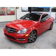 【Mercedes-Benz 賓士】2013 賓士 C-Class Coupe C250 Coupe