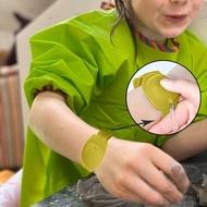 5PCผู้ใหญ่เด็กสายรัดข้อมือของเหลวขวดจ่ายของเหลวเจลล้างมือด้วยทั้งSanitizing