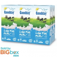 Goodday UHT Milk 200ml x 6 - Low Fat
