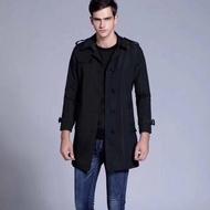 特價#  Burberry專櫃男款修身風衣外套995411