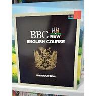 BBC New English Course 階梯 BBC 新英文課程 96 書(無CD)