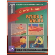 Patios and Walks | BOOKSALE |