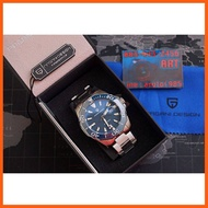 "SALE"" PAGANI DESIGN PD1617 นาฬิกา automatic กระจก Sapphire นาฬิกา"
