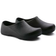現貨 德國勃肯BIRKENSTOCK Birkis Profi-Birki PU專業工作鞋/廚師鞋 (黑色)