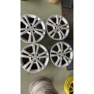 17吋 5/112 1中古鋁圈 BENZ 原廠鋁圈 17吋  單顆售價