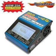 《 MUKAS 》Desire Power DP625EX 500W 25A超級小鋼炮 觸控智能充電器