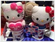 ♥小花花日本精品♥ Hello Kitty 英國品牌杯 咖啡杯 陶瓷杯 杯子 娃娃 布偶 (2選一)