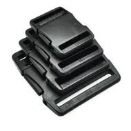 20Mm 25Mm 30Mm 38Mm Webbingหัวเข็มขัดด้านข้างสำหรับกระเป๋าเดินทางกระเป๋าเป้สะพายหลังยุทธวิธีสายรัดกีฬาก...