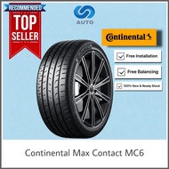 Continental Conti Max Contact MC6 Car Tyre 235/65R17 215/45R17 245/45R17 225/50R17 225/45R17 215/50R17 235/55R18 245/40R17 235/45R17 235/45R18 235/40R18 225/45R18 225/40R18 265/35R18 245/45R18 245/40R18 225/50R18 215/45R18 235/50R18 225/55R17