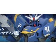 【動仔】ROBOT魂 鋼彈 F91 哈里遜專用機 全新未拆 日正版