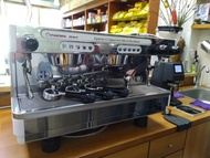 (中古)FAEMA E98 RE A/2 義大利進口營業用咖啡機含楊家900n手撥磨豆機(保固三個月)-【良鎂咖啡精品館】
