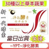 當日出貨 YPT 淨化酵素 天然草本植物 淨化酵素錠 新一代 TEA 酵素