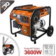 【ETQ USA】3600W拉桿式汽油發電機(TG32P31)