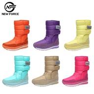 【NEW FORCE】防水防滑保暖雪地太空靴-7色可選