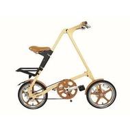 (J.J.Bike)永祺 速立達 Strida LT 16吋 蝶煞 折疊車 摺疊車