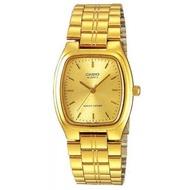 นาฬิกา รุ่น Casio นาฬิกาข้อมือผู้หญิง สายสแตนเลส สีทอง รุ่น LTP-1169N-9A ( Gold ) จากร้าน MIN WATCH